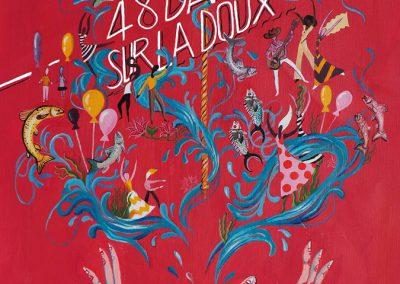 Caroline Schindelholz - Sanse sur la Doux